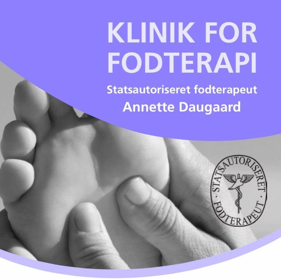 annette-daugaard-klinik-fod-fodterapi